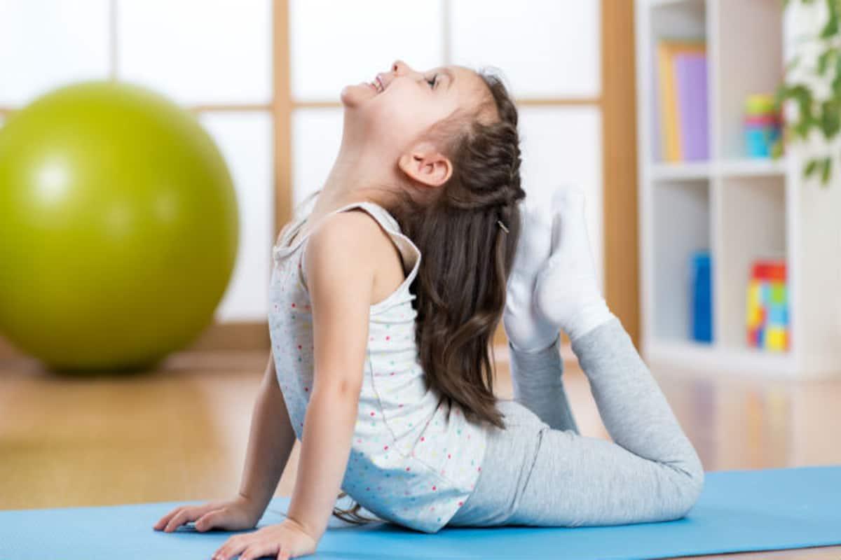 Yoga Asanas For Kids 5 Fun Yoga Poses That Your Kids Will Love Doing India Com