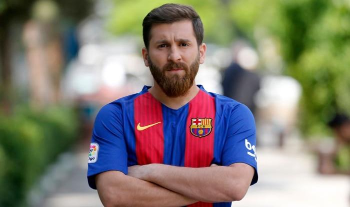 Lionel Messi doppelganger Reza Parastesh is a selfie sensation in Iran! Taken into police custody for disruption