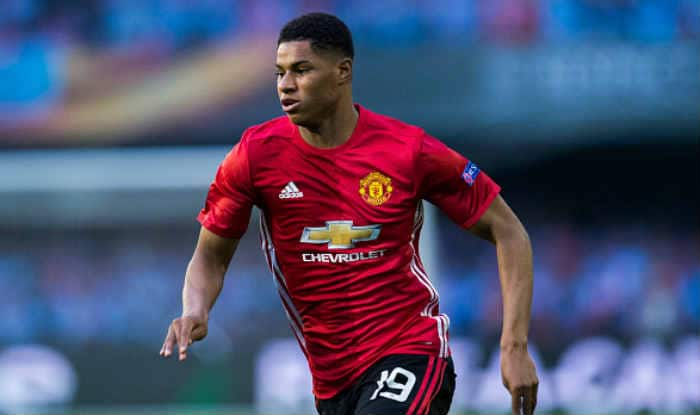 Europa League semis, first leg: Courtesy Marcus Rashford's strike