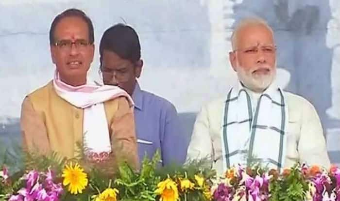 Madhya Pradesh HC Orders Removal of PM Narendra Modi, CM Shivraj Singh Chouhan's Pictures From Tiles Laid in Houses Built Under PMAY (U)