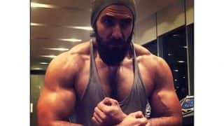 Ranveer Singh's HOT new look and physique for Padmavati slays female fans on Instagram! See picture