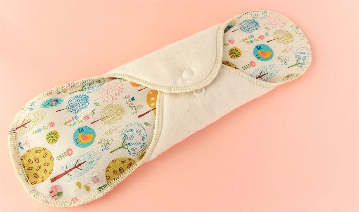 cloth period pads