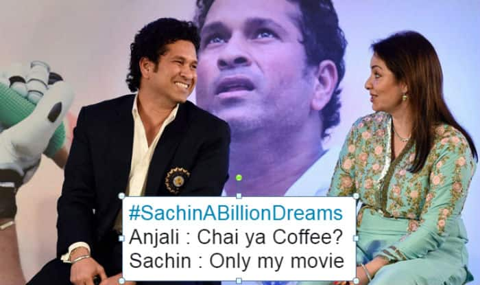 Sachin Tendulkar trolled for promoting Sachin: A Billion Dreams movie extensively! Even God of Cricket is not spared by online trolls