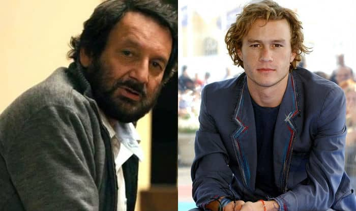 Shekhar Kapur shares throwback picture with Heath Ledger and it will make you miss late Hollywood actor even more!
