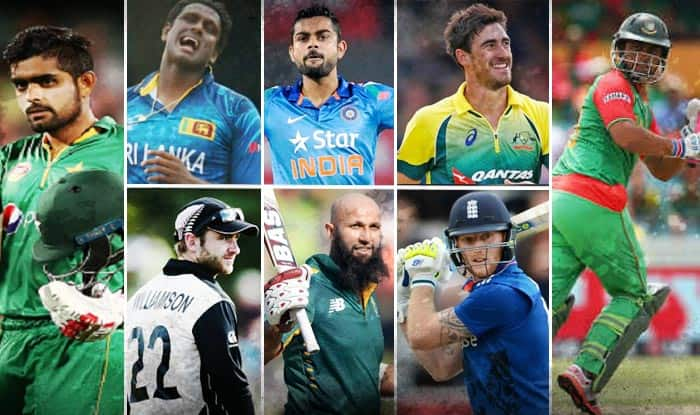 ICC Champions Trophy 2017: Virat Kohli, Babar Azam and Ben Stokes among key players to watch out for