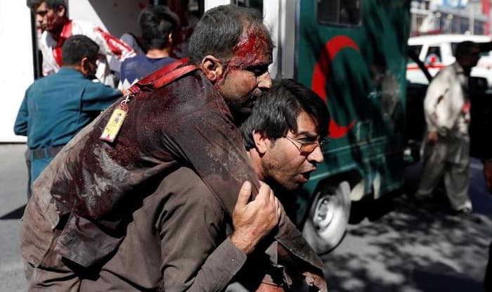Afghanistan: 80 killed, 325 injured in massive explosion in Kabul
