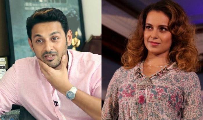 'Co-writer' Kangana Ranaut miffs Simran writer Apurva Asrani! Read all details