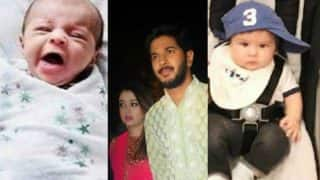 Fake picture ofDulquer Salmaan's baby girl goes viral, but Taimur Ali Khan's new picture is for REAL!