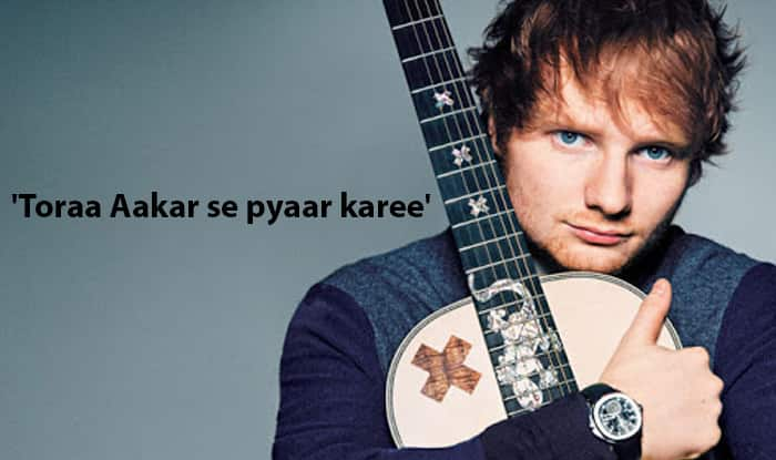 This Bhojpuri version of Ed Sheeran's Shape of You song is the most hilarious thing you will see today (Watch video)