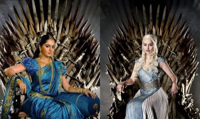 Game of Thrones Season 7 and Bahubali 2 trailer mashup is the latest trend and it looks fabulous! Watch EIC's Game of Baahubali video