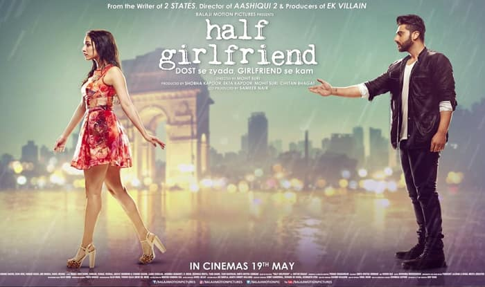 Half Girlfriend Box Office Day 11: Arjun Kapoor-Shraddha Kapoor film collects a dismal Rs. 6.12 cr on the 2nd weekend