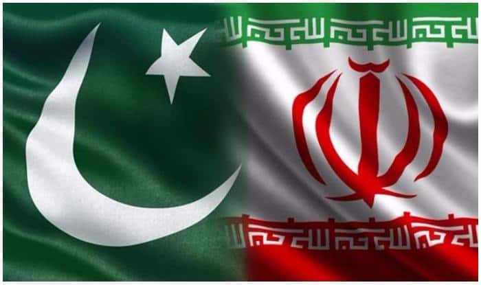 iran Pakistan flag