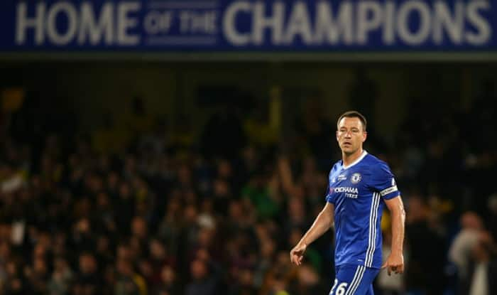 John Terry hints at retirement after Chelsea's final game of the season