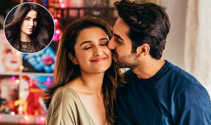 Parineeti Chopra, Ayushmann Khurrana compete in a musical game, but Katrina Kaif ends up winning-  Watch EXCLUSIVE interview