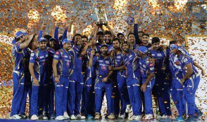 चैंपियन बनने वाली मुंबई की टीम को मिला 15 करोड़ रुपये का पुरस्कार (bcci)