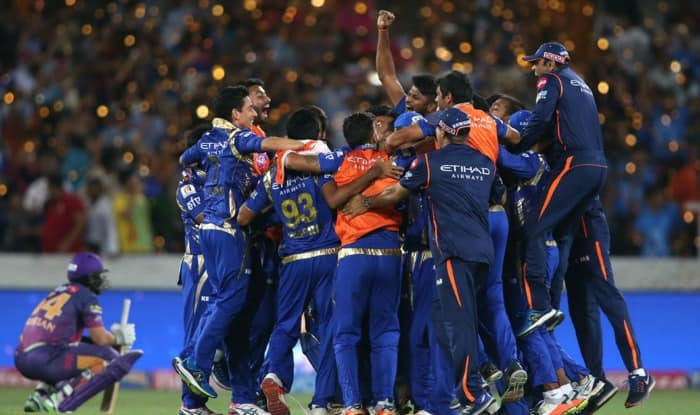 IPL 2017 Final:  Mumbai Indians lift record third title, edge out Rising Pune Supergiant in one-run thriller