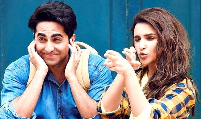 Meri Pyaari Bindu box office collection Day 2: Parineeti Chopra and Ayushmann Khurrana's film earns total rupees 4 crore