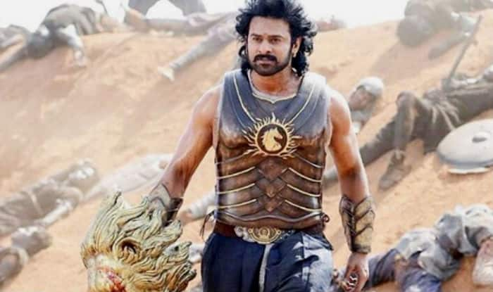 Here's how Prabhas is preparing for his big Bollywood debut!