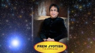One-on-One with Astrologer Numerologist Prem Jyotish: May 6 – May 12