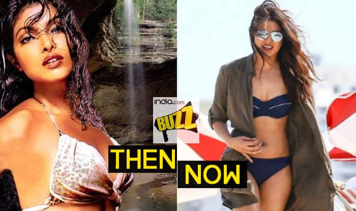 Priyanka Chopra was not always a hot Baywatch bikini babe! These pictures of global icon in swimsuit will make you cringe