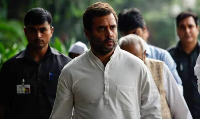 Rahul Gandhi accuses Modi govt of manufacturing issues to hide failures like 'falling GDP, rising unemployment'