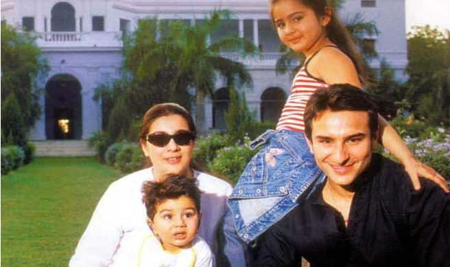 Saif Ali Khan on alimony post his divorce with Amrita Singh: I'm not Shah Rukh Khan. I don't have that kind of money