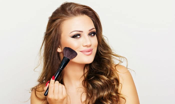 Contour with a wide brush