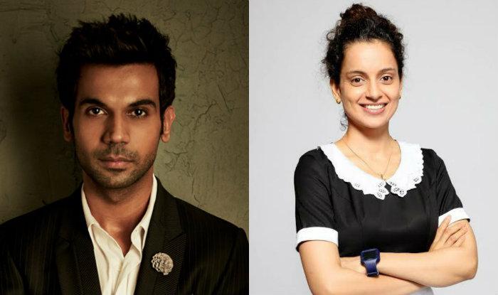 Rajkummar Rao REACTS to Kangana Ranaut starrer Simran's credit controversy