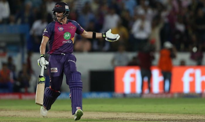 Disappointing to lose in the final, says RPS skipper Steve Smith
