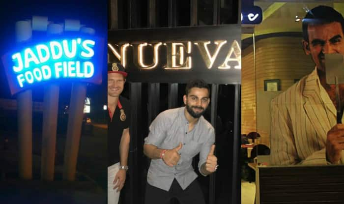 Virat Kohli opens new restaurant Nueva: 5 Other Indian Cricketers in the hospitality business!