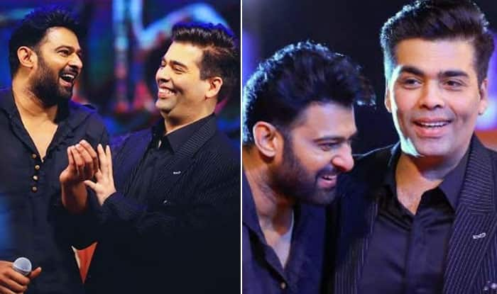 Prabhas Spills The Beans On What Led To A Fallout With Karan Johar