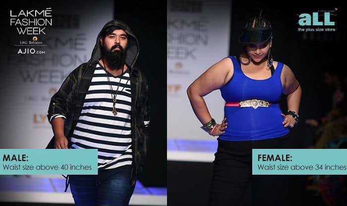 1e4c97c682a Lakme Fashion Week Winter/Festive 2017: Plus size models to audition in  Mumbai for walking the ramp at LFW