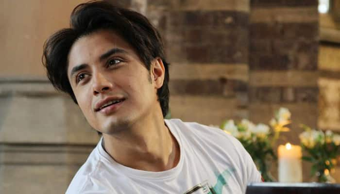 Ali Zafar gets criticized for sharing a video supporting Pakistan ahead of the Indo-Pak match yesterday