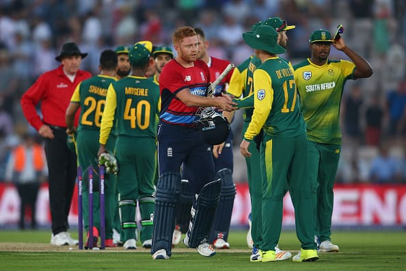 England vs South Africa 1st T20I: Jonny Bairstow, bowlers star in ENG's nine-wicket win