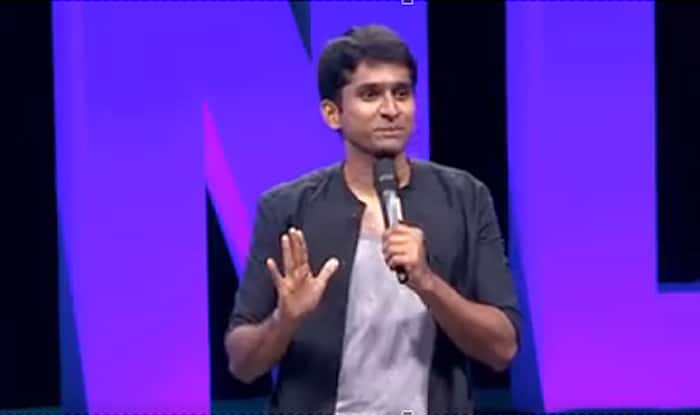 Stand-up comedian Aravind SA explains why Tamilians don't speak Hindi:Watch viral comedy video