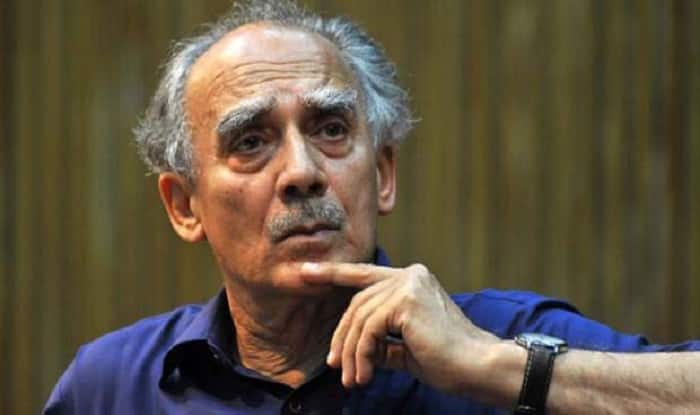 Arun Shourie Suffers Brain Injury After Falling Near His Home, Hospitalised