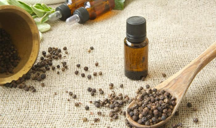 Health benefits of black pepper essential oil: 10 amazing health benefits of black pepper oil