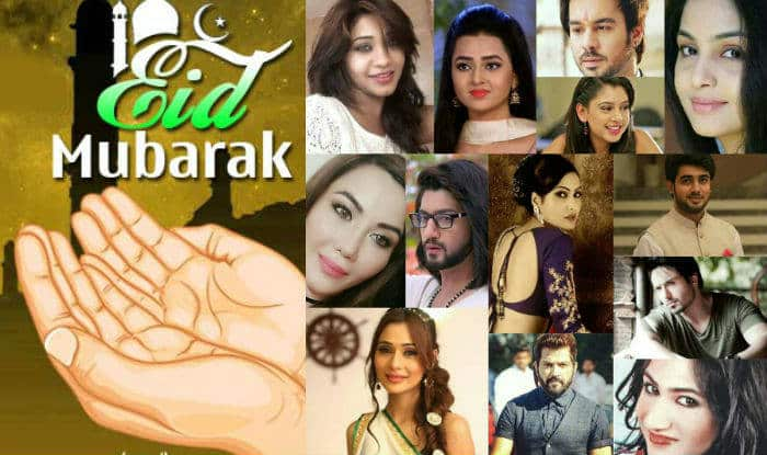 Eid Mubarak greetings from Indian Television stars: Eid 2017 wishes after the end of Ramadan is special!