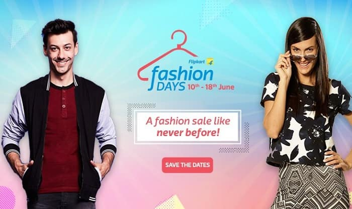 00bd68e4976e Flipkart Fashion Days Sale: Top 5 offers and big discounts on clothes,  bags, footwear, makeup that you cannot afford to miss