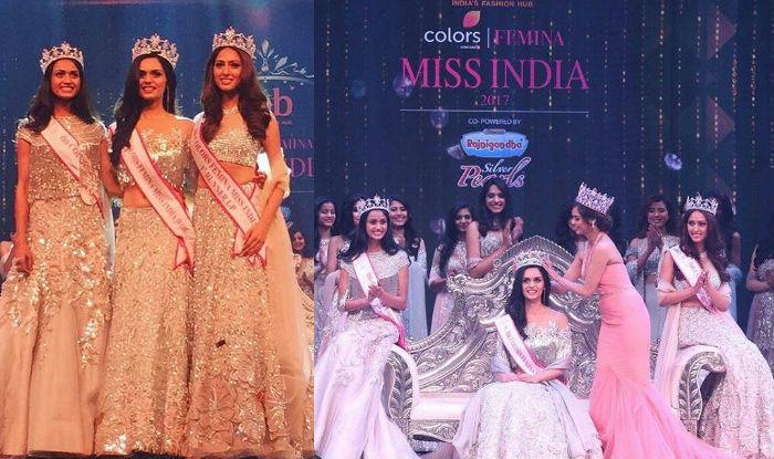 Haryana girl Manushi Chhillar is Femina Miss India World 2017! View pics