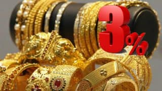 Gold prices steady ahead of GST launch, premiums see significant jump