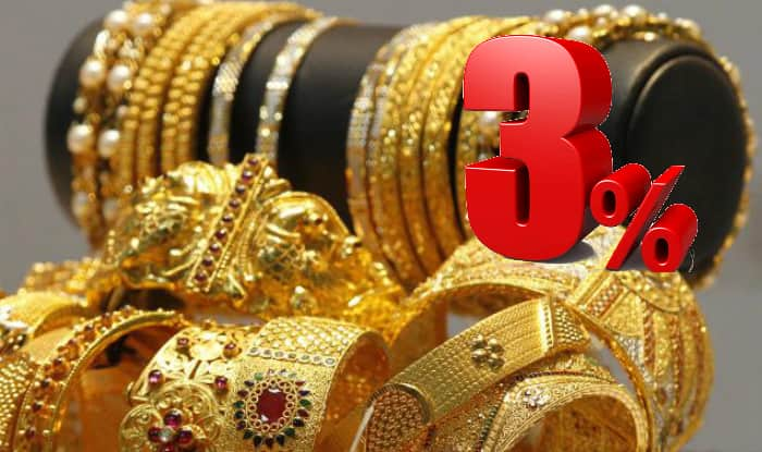 GST on gold (File Photo)