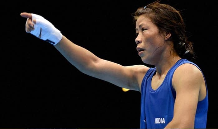 MC Mary Kom, Boxing Tournament, Nikhat Zareen, Mary Kom on Nikhat Zareen