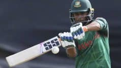 CWC'19: Mahmudullah May Play Against India, Says Mashrafe Mortaza