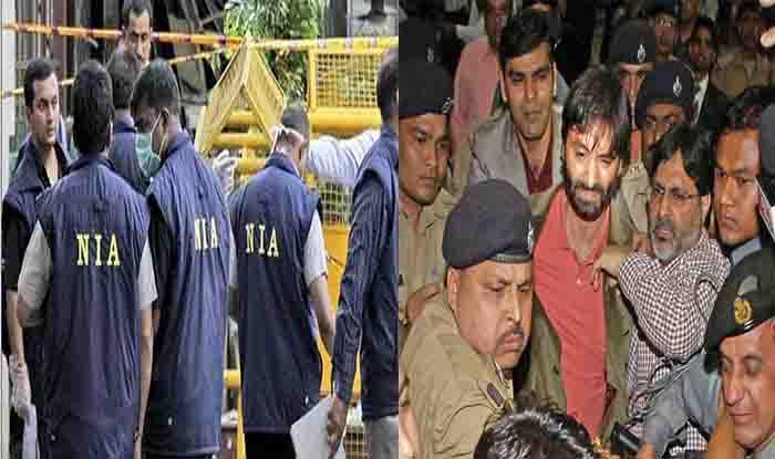Separatist Leader Yasin Malik Produced Before NIA Court in Terror Funding Case