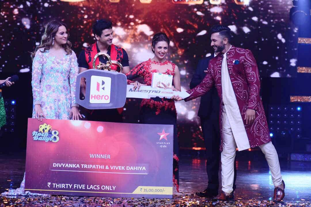Divyanka Tripathi and Vivek Dahiya on Nach Baliye 8 win: We don't know how to thank fans as thank you a small word for all that they have done for us