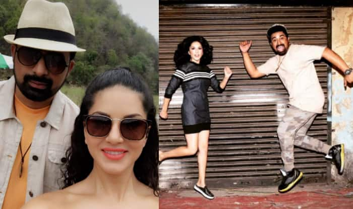 MTV Splitsvilla 10: Rannvijay Singha and Sunny Leone start shooting for the new season – view pics
