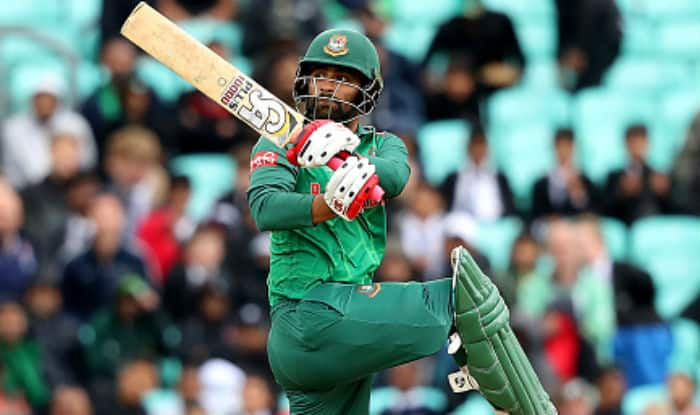 Tamim Iqbal , ICC World Cup