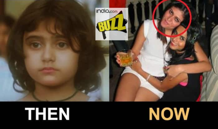 Remember Tina, Anil Kapoor's cute co-star from Mr. India? See pictures of child actor Huzaan Khodaiji all grown up!