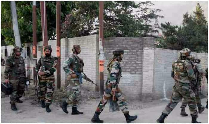 Representative image of security forces